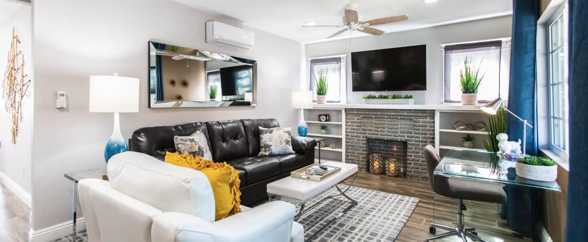 Modern Designer Themed Duplex in Long Beach Hero Image in Lincoln, Long Beach, CA