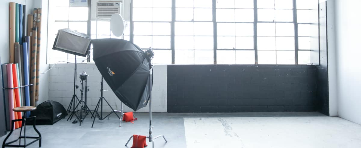 Natural Light Creative Studio with Sweeping Manhattan View in Ridgewood Hero Image in Ridgewood, Ridgewood, NY