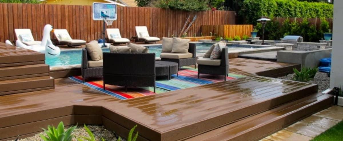 Beautiful Modern Valley home with and entertainers back yard. in Northridge Hero Image in Northridge, Northridge, CA