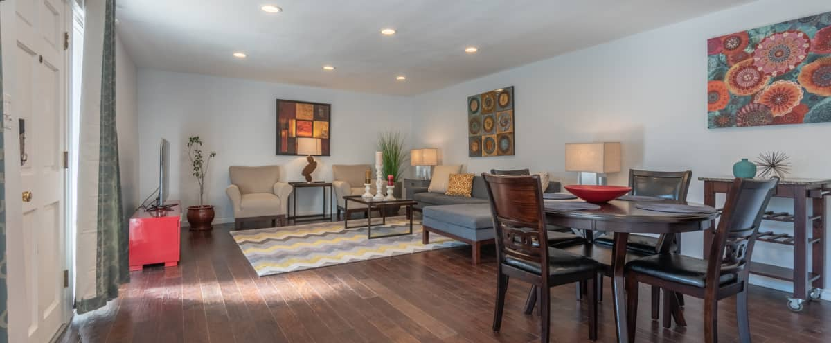 Hillside Oasis with Magnificent Million Dollar Views! in Los Angeles Hero Image in Studio City, Los Angeles, CA
