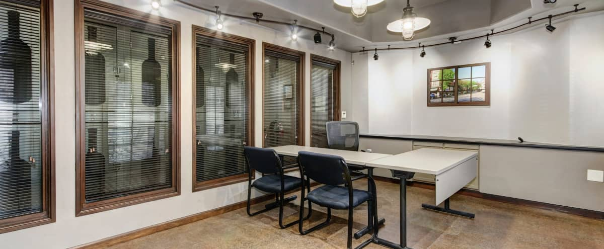 Day Office Suite - Meeting Space for 3 near Sacramento in Sacramento Hero Image in East Sacramento, Sacramento, CA