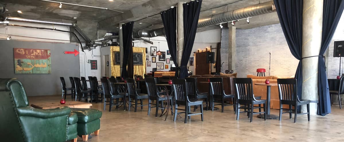 Large open space perfect for events, parties, filming, meetings in Los Angeles Hero Image in Mid-City, Los Angeles, CA