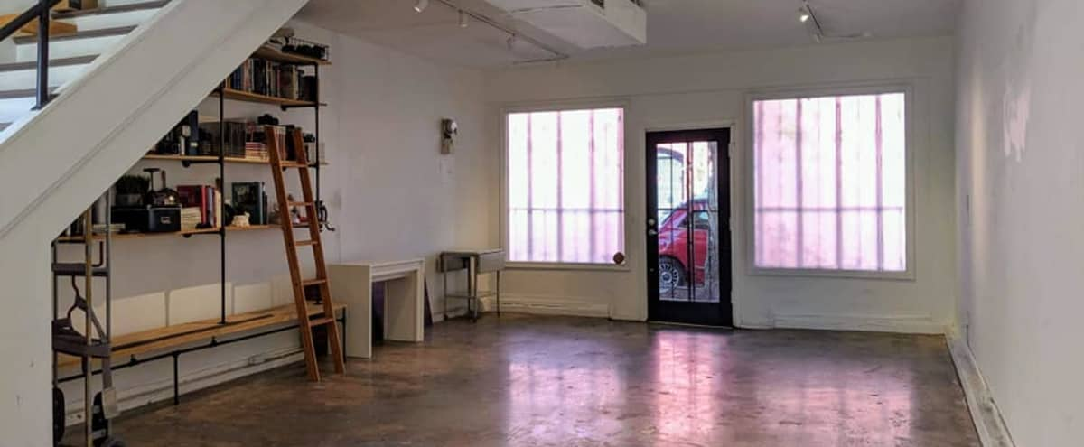 Great Event/Shop Space in Heart of Echo Park in Los Angeles Hero Image in Echo Park, Los Angeles, CA