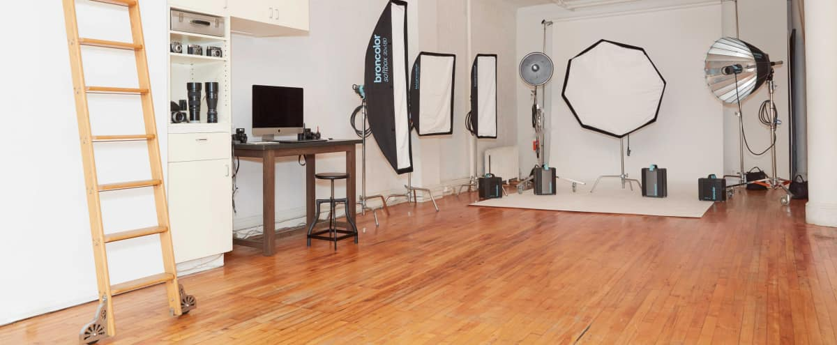 Boutique Loft Studio in New York Hero Image in Midtown, New York, NY