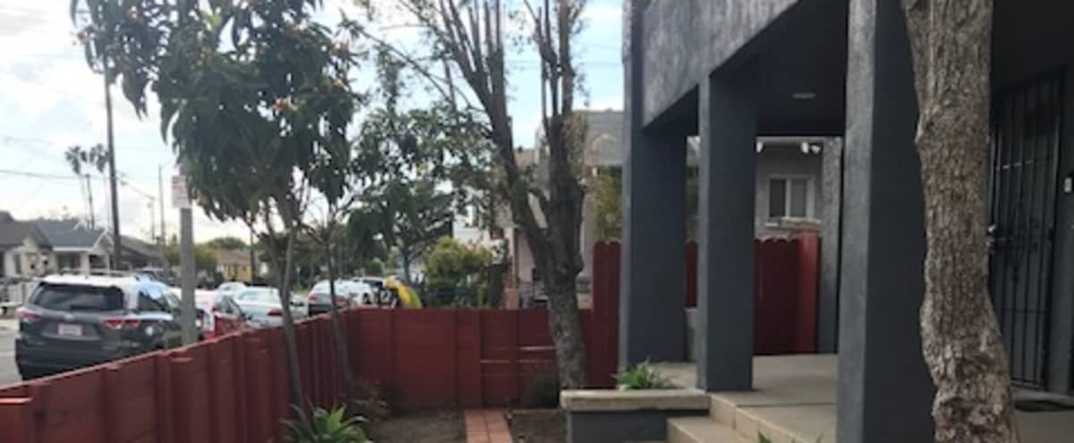 Cozy Townhome Style Unit W/ Large Backyard in Long Beach Hero Image in Long Beach, Long Beach, CA