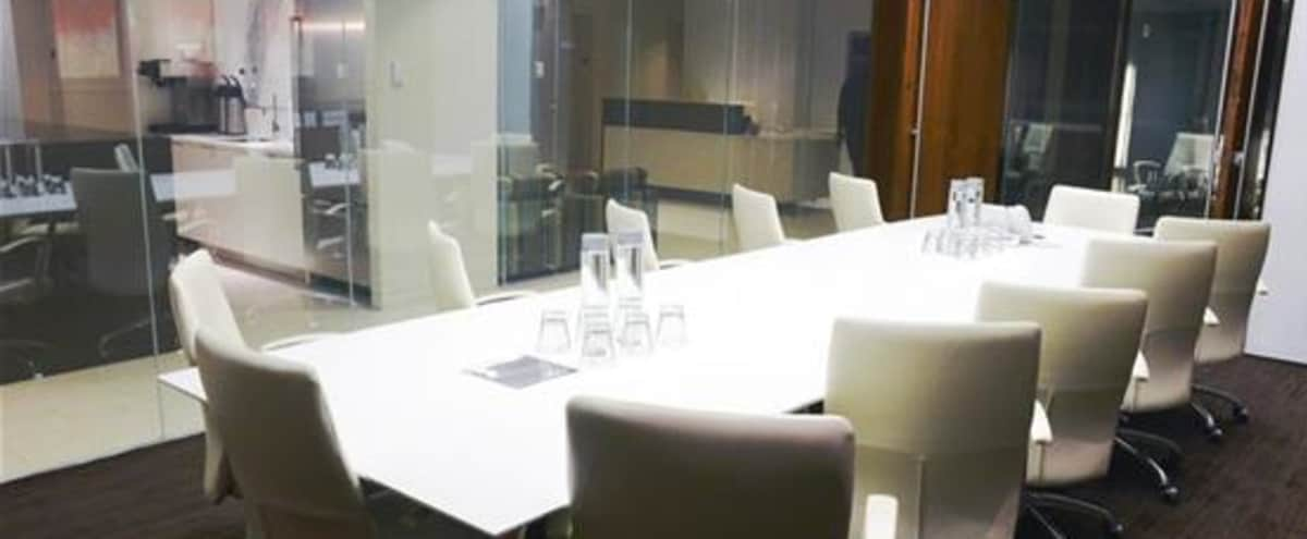 Meeting Room in a modern, professional office space in the heart of Midtown in New York Hero Image in Midtown, New York, NY