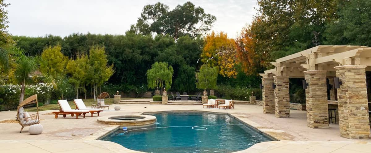 Amazing Backyard Oasis sitting on over 2 acres in Canyon Country Hero Image in undefined, Canyon Country, CA