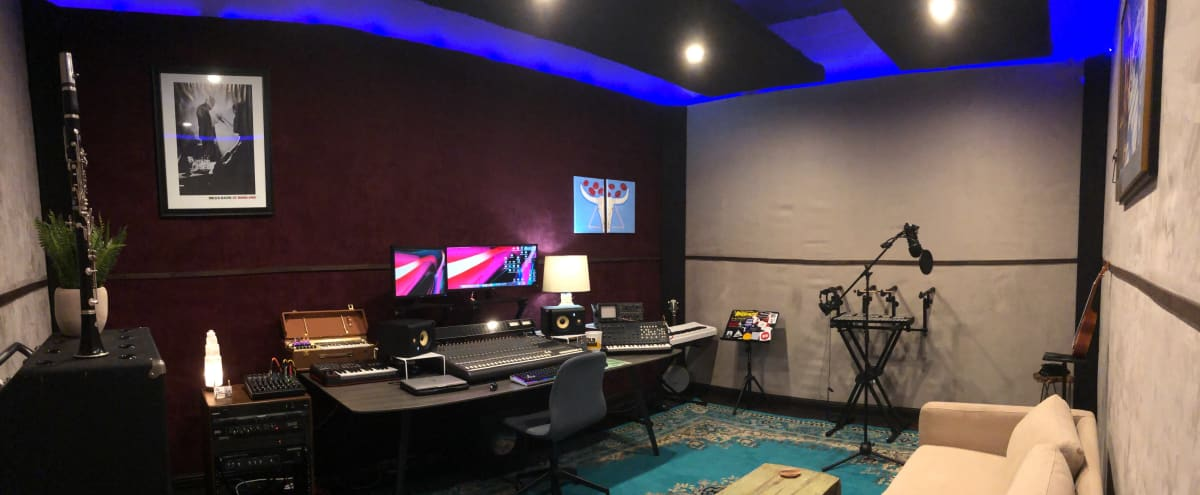 NoHo Recording/Rehearsal Studio in North Hollywood Hero Image in Valley Glen, North Hollywood, CA