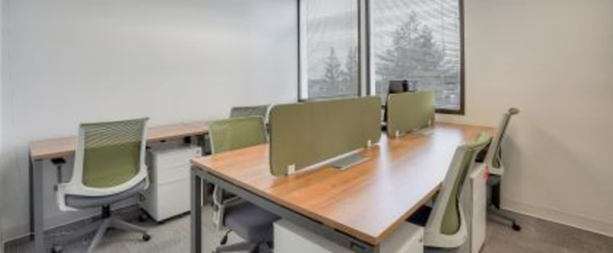 Private day office with great view and 3 desks in San Mateo Hero Image in Hayward Park, San Mateo, CA