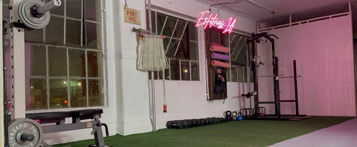Training Gym in Los Angeles Hero Image in Central LA, Los Angeles, CA