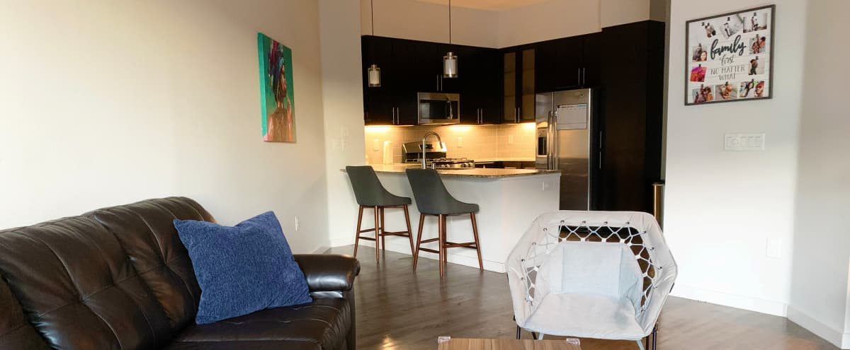 Luxury Valley Apartment Home with Balcony View in Los Angeles Hero Image in Woodland Hills, Los Angeles, CA