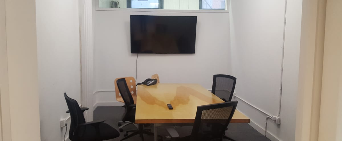 Private Conference Room with Private Kitchen and Bathroom in Downtown Loft in NEW YORK Hero Image in Lower Manhattan, NEW YORK, NY