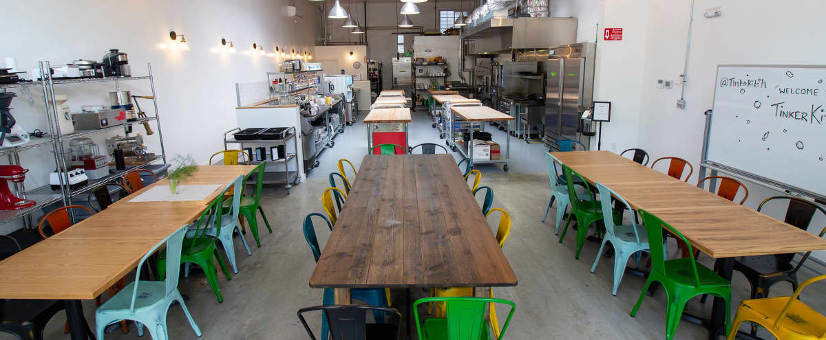 Fully Loaded Kitchen Event Space in the Mission District in San Francisco Hero Image in Mission District, San Francisco, CA