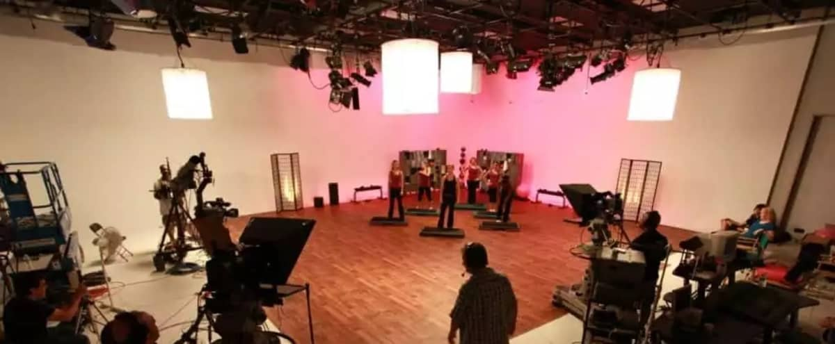 Live Broadcast TV Studio with Green Screen and Fiber Connectivity in Allendale, NJ - 32 minutes from midtown NYC in Allendale Hero Image in undefined, Allendale, NJ