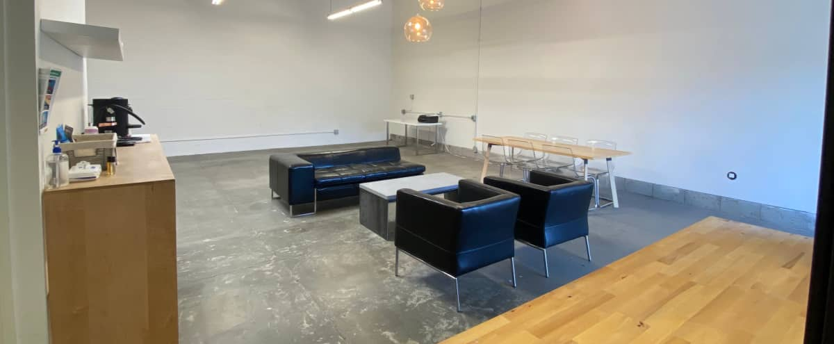 Spacious Photo & Event Studio Workspace in Glendale Hero Image in Grand Central, Glendale, CA