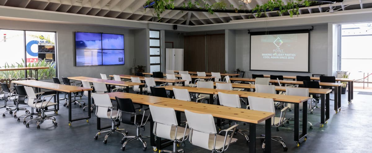 Corporate Off-Site Venue | Modern Waterfront Think Space in San Diego Hero Image in Mission Beach, San Diego, CA