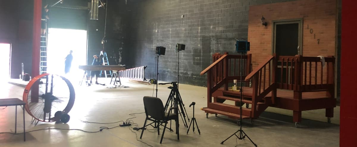 Spacious Warehouse Production Studio for Film & Photography w/ Truck Dock in Atlanta Hero Image in undefined, Atlanta, GA