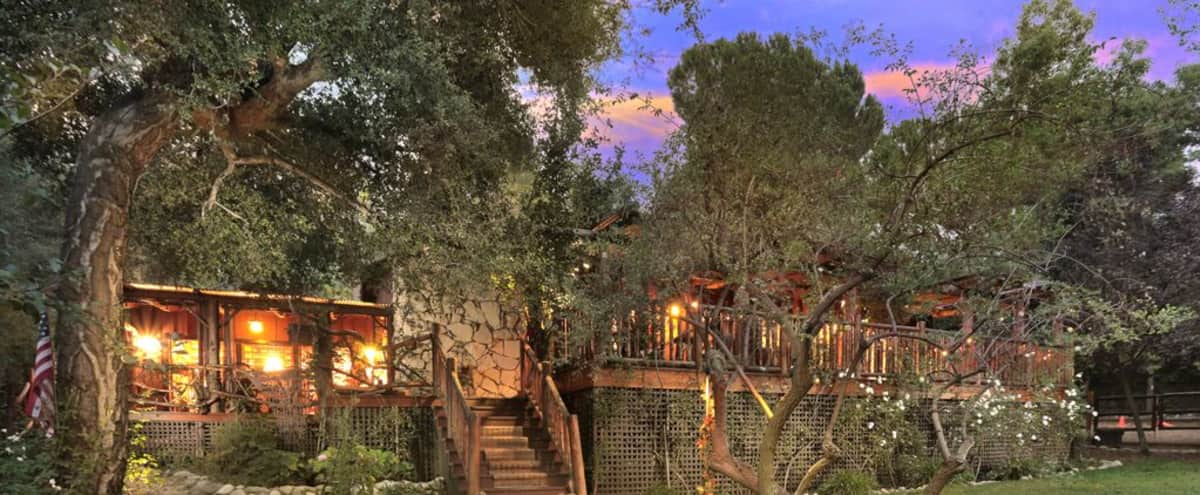 Happy Trails at a Rustic Canyon Lodge in Malibu Canyon Hero Image in undefined, Malibu Canyon, CA