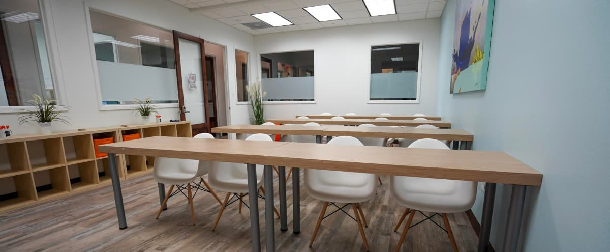 Elegant, Friction Free Event, Conference and Training Space in Houston Hero Image in undefined, Houston, TX