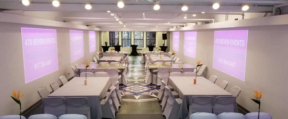 Event Space, Event Venue in New York Hero Image in Midtown Manhattan, New York, NY