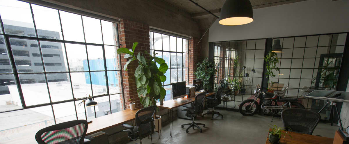 Creative Loft Office in Arts District in Los Angeles Hero Image in Downtown, Los Angeles, CA
