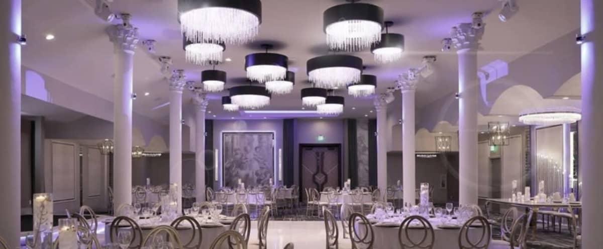 Modern Banquet Hall with luxury interior in Reseda Hero Image in Reseda, Reseda, CA