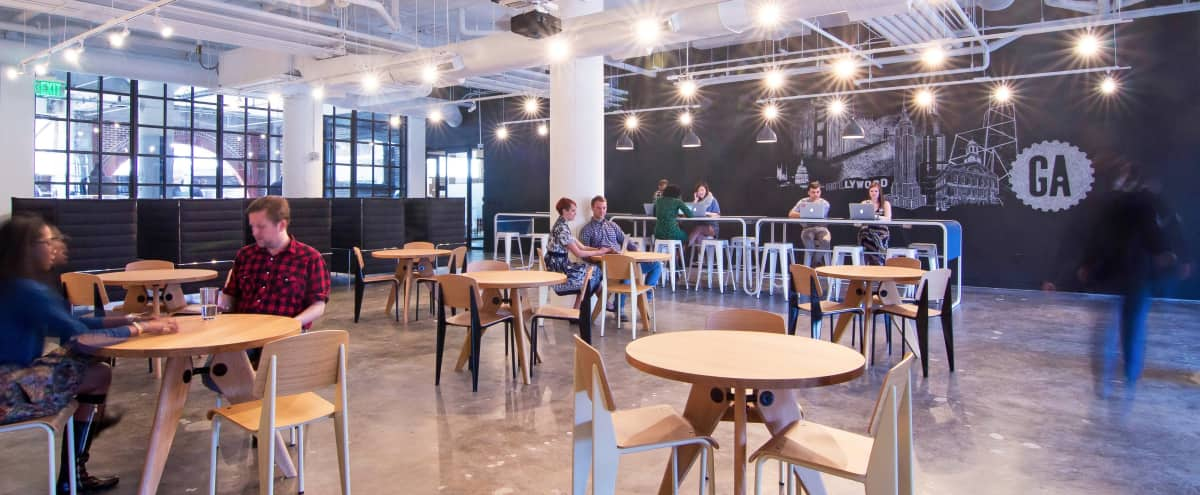 Prime Event Space in a Tech School at Ponce City Market in Atlanta Hero Image in Old Fourth Ward, Atlanta, GA
