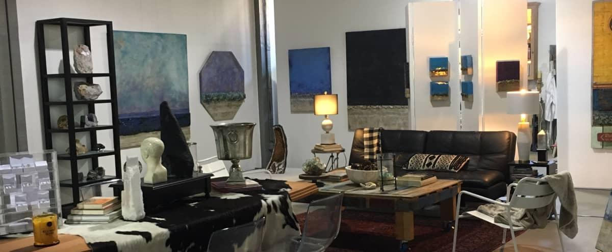 West Jefferson Warehouse Studio Gallery in Los Angeles Hero Image in Crenshaw, Los Angeles, CA
