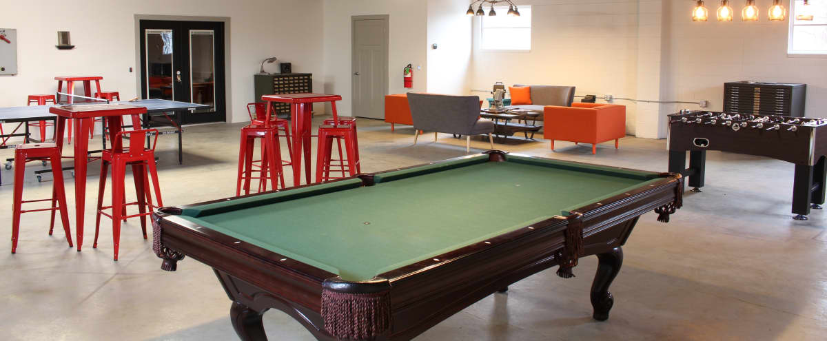 Bright, Modern Creative Space with Game Room, Work Space, Photo Studio and more! in St. Charles Hero Image in undefined, St. Charles, IL