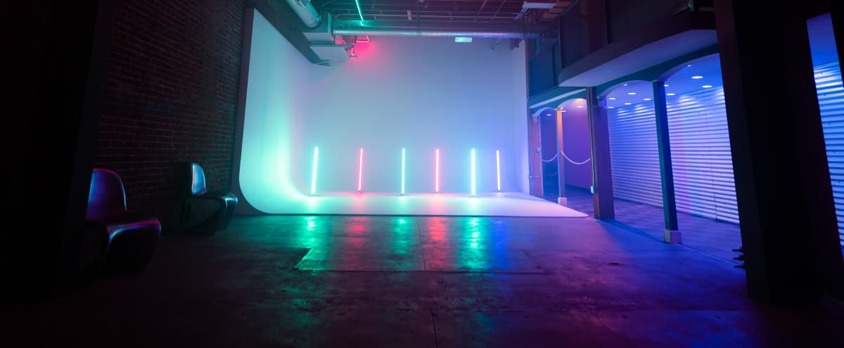 3000 SQ. FT. GROUND LEVEL Industrial Space with MEZZANINE in DTLA in los angeles Hero Image in Central LA, los angeles, CA