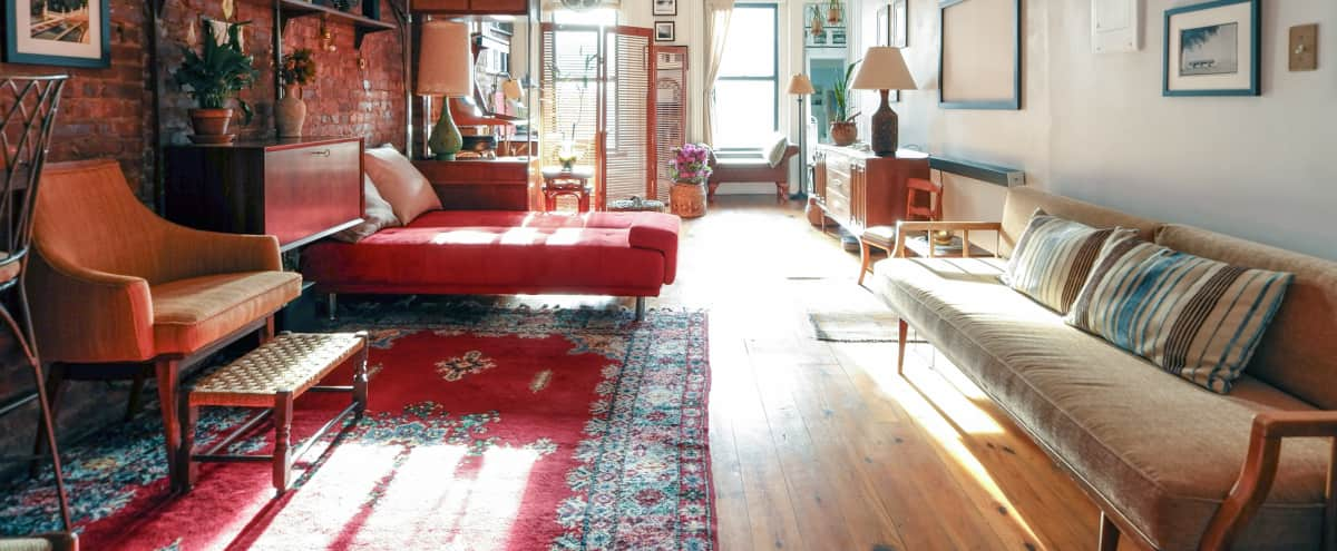 *HAVEN LOFT - Entire Floor - Six Windows - Bricks - NY in Brooklyn Hero Image in Williamsburg, Brooklyn, NY