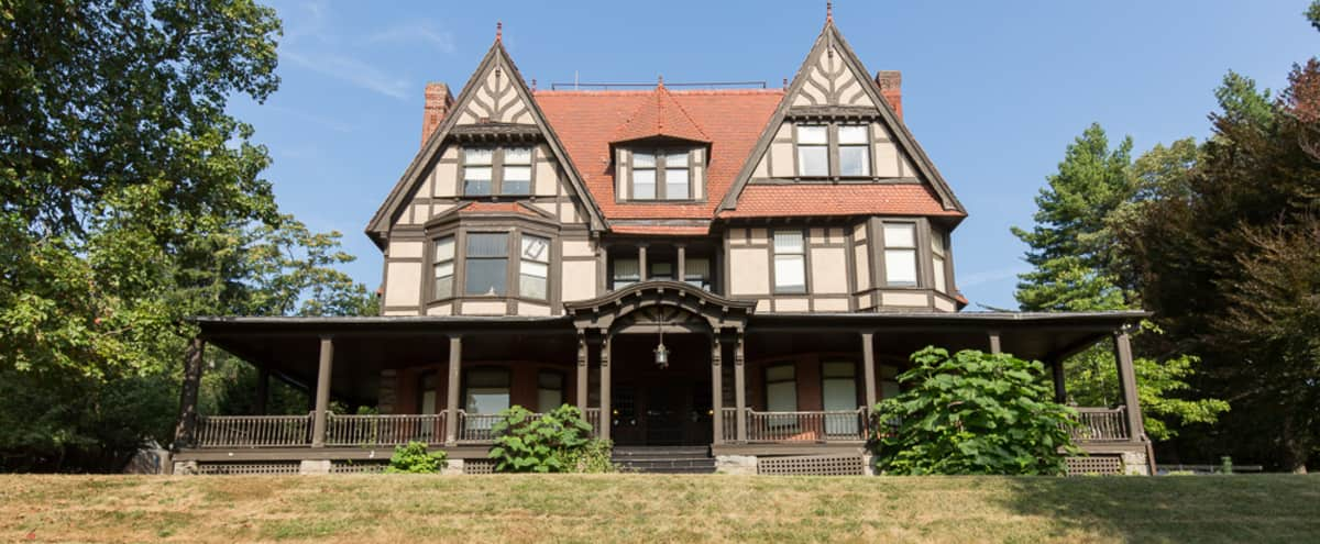 Historic Mansion in Montclair Hero Image in undefined, Montclair, NJ
