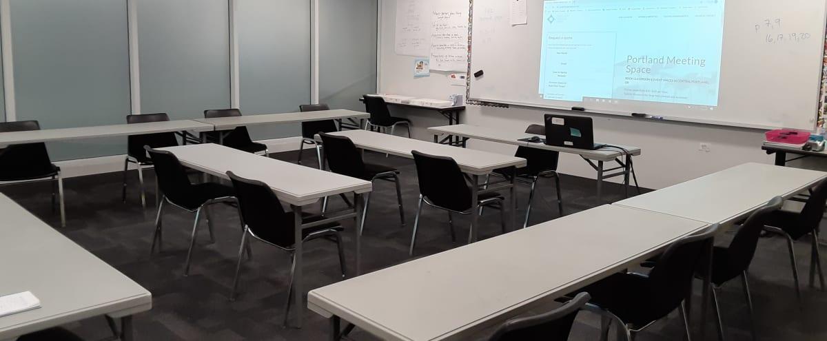 Configurable Classroom | #6 in Portland Hero Image in Northeast Portland, Portland, OR