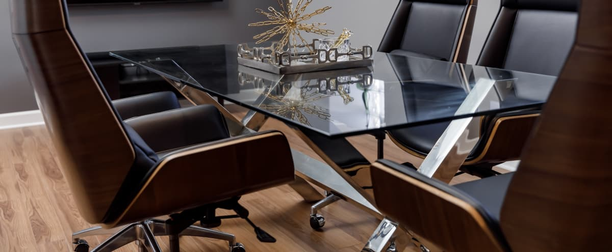 Modern Conference Room in chicago Hero Image in Pilsen, chicago, IL