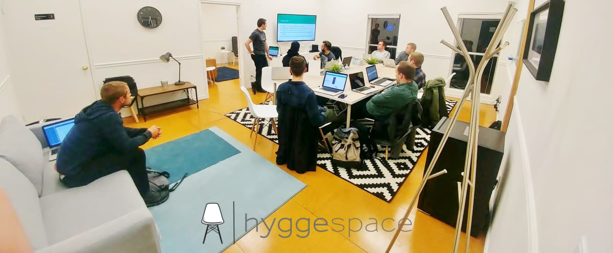 Hyggespace Minimalist Private Space in Provo Hero Image in Downtown, Provo, UT