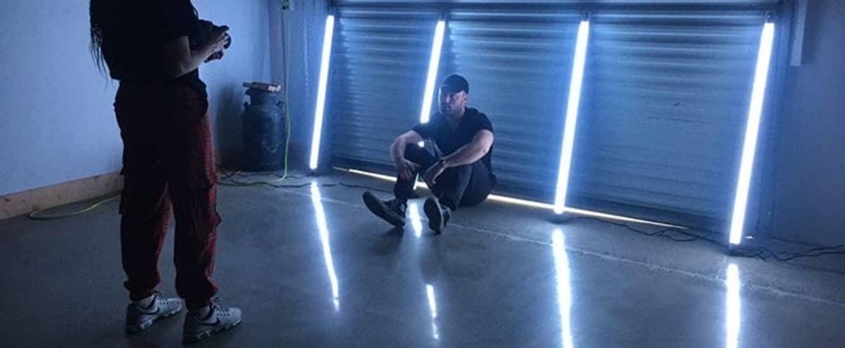Creative Multi-Use Studio Near Disneyland. Video & Photo Production. Very Clean. AC. Natural Light in Anaheim Hero Image in Southeast Anaheim, Anaheim, CA