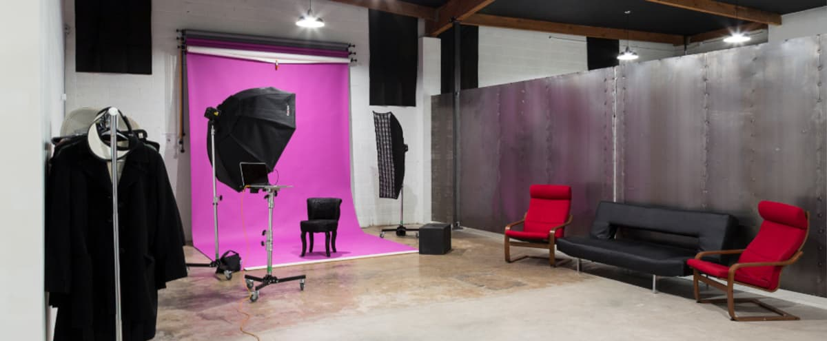 Spacious, Industrial Style Studio (3) in Phoenix Hero Image in Encanto Village, Phoenix, AZ