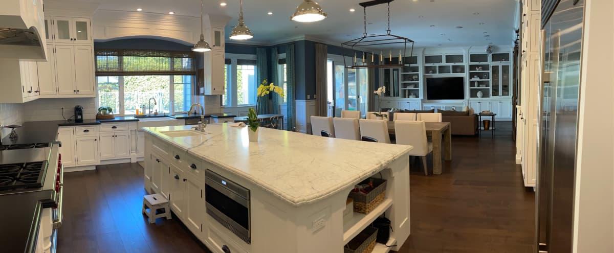Cape Cod Home with Dream Kitchen in Encino Hero Image in Encino, Encino, CA