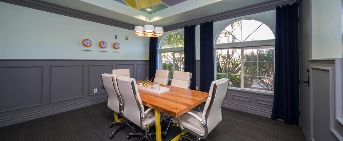 Modern Conference Room, Convenient Location in Santa Clara Hero Image in undefined, Santa Clara, CA