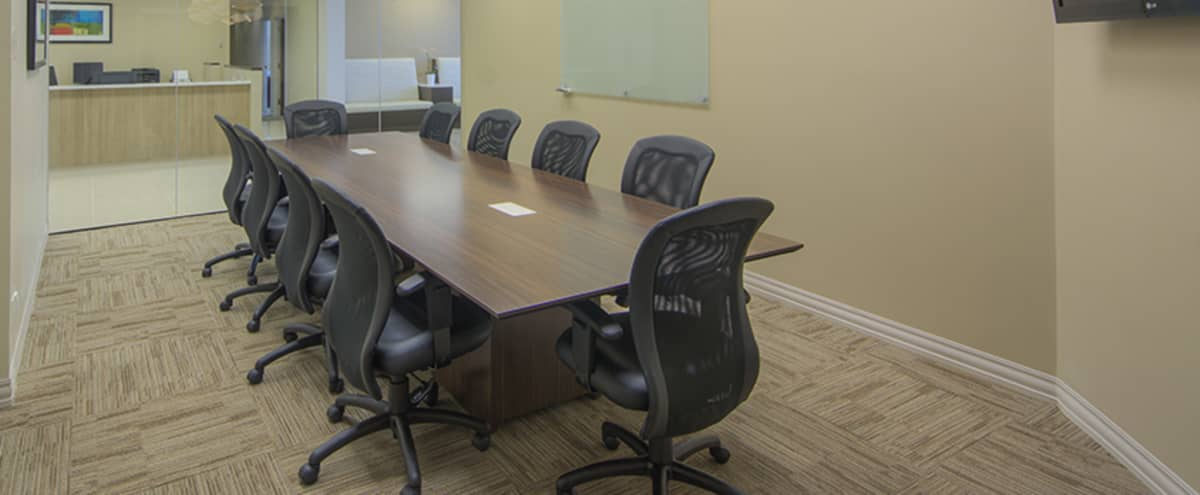 Large Modern Conference Room in Denver Hero Image in East, Denver, CO