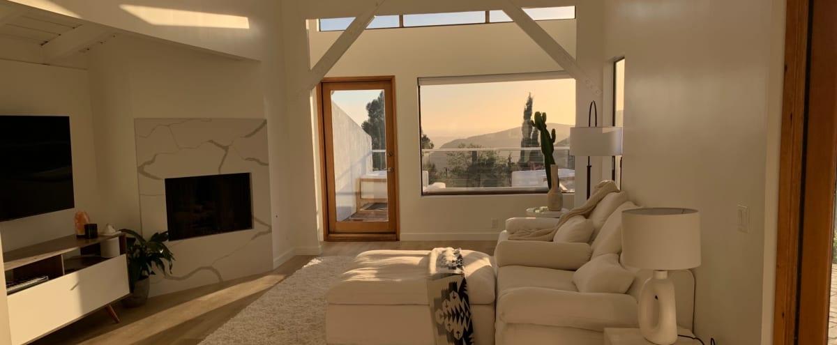 Malibu Mountain Home With Views in Malibu Hero Image in undefined, Malibu, CA