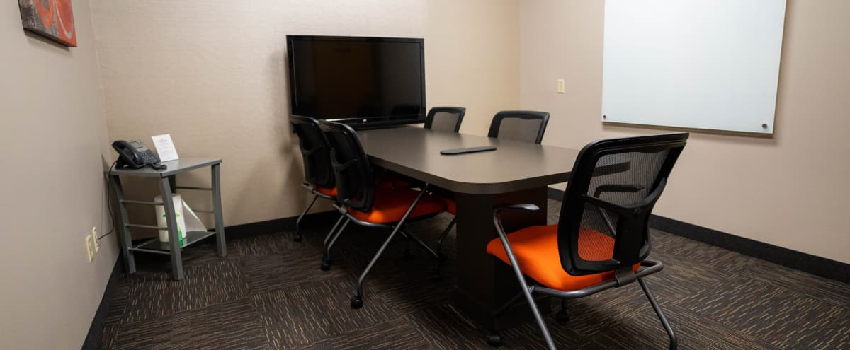 Private Conference Room Minutes from Downtown, Minneapolis in St Louis Park Hero Image in Blackstone, St Louis Park, MN