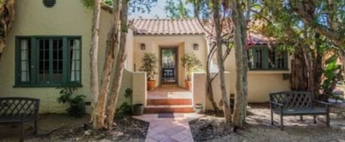 Private & Gated Spanish Villa in Weho w/Pool  (Zoned LA!) in West Hollywood Hero Image in Melrose, West Hollywood, CA