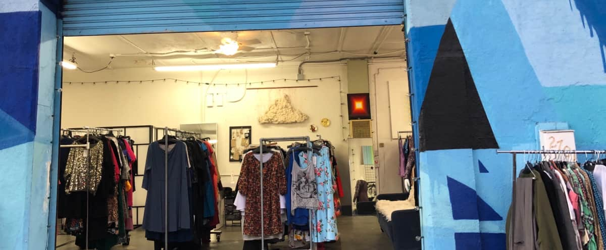 Quirky Clothing Boutique on Quiet Main Street in Los Angeles Hero Image in Glendale, Los Angeles, CA