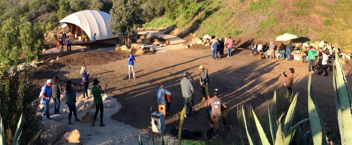 Futuristic Cocoon with Amazing Mountain Views in Malibu Hero Image in undefined, Malibu, CA