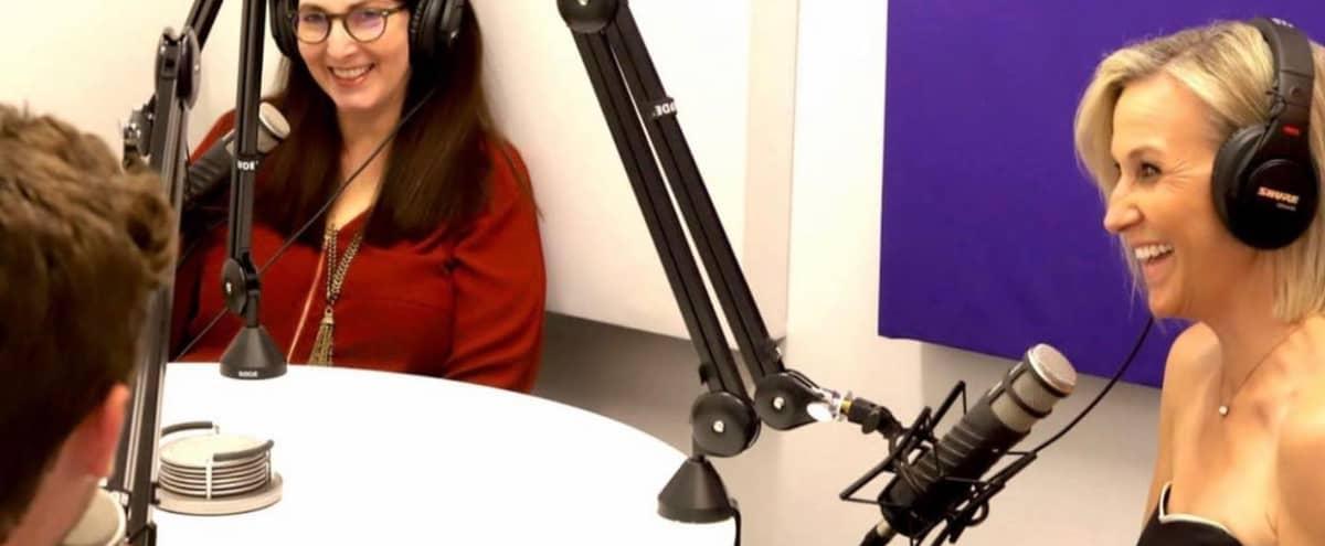 ON AIR@STUDIO 1204 Podcast Studio in Nashville Hero Image in 12 South, Nashville, TN