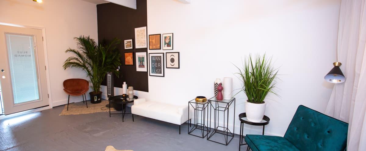Cottage House Studio with Modern Design in Washington Hero Image in Northeast Washington, Washington, DC