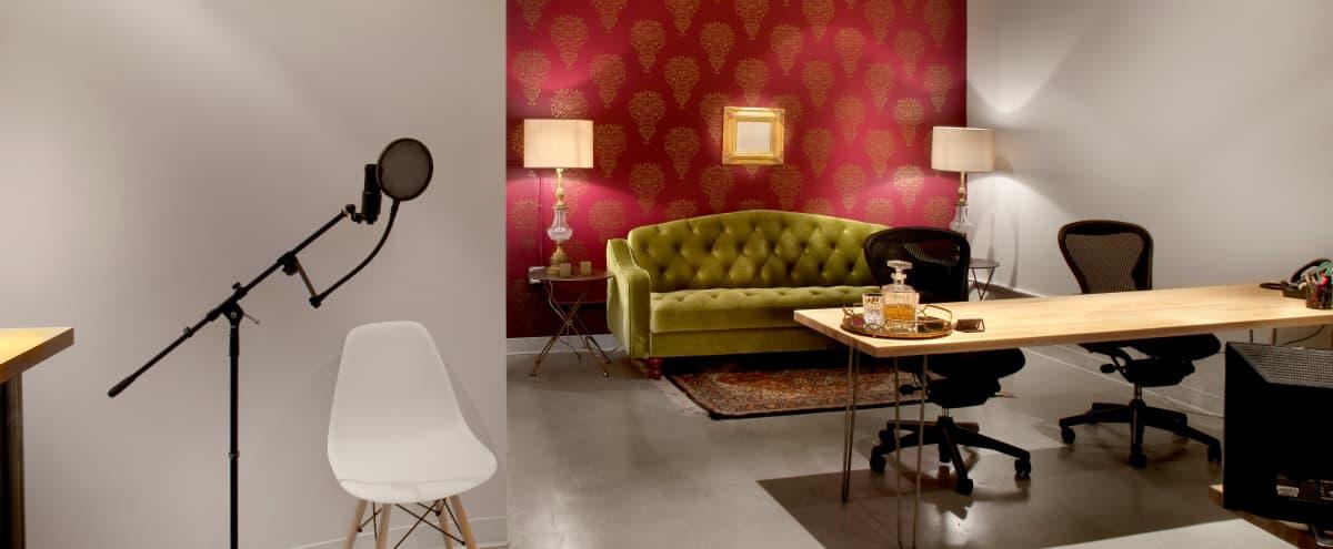 Roomy, eclectic post-production studio in the heart of Inman Park in Atlanta Hero Image in Inman Park, Atlanta, GA