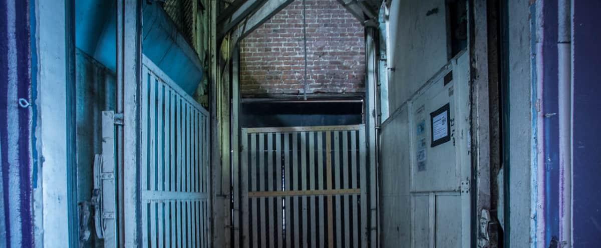 Creepy Horror Film Warehouse in Los Angeles Hero Image in Central LA, Los Angeles, CA