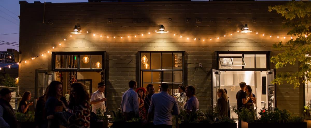 Indoor / Outdoor Cafe & Patio in Oakland Hero Image in Northgate - Waverly, Oakland, CA